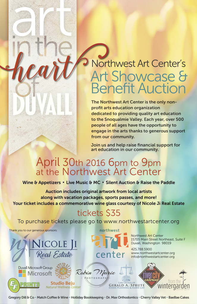 Art in the Heart Benefit 2016