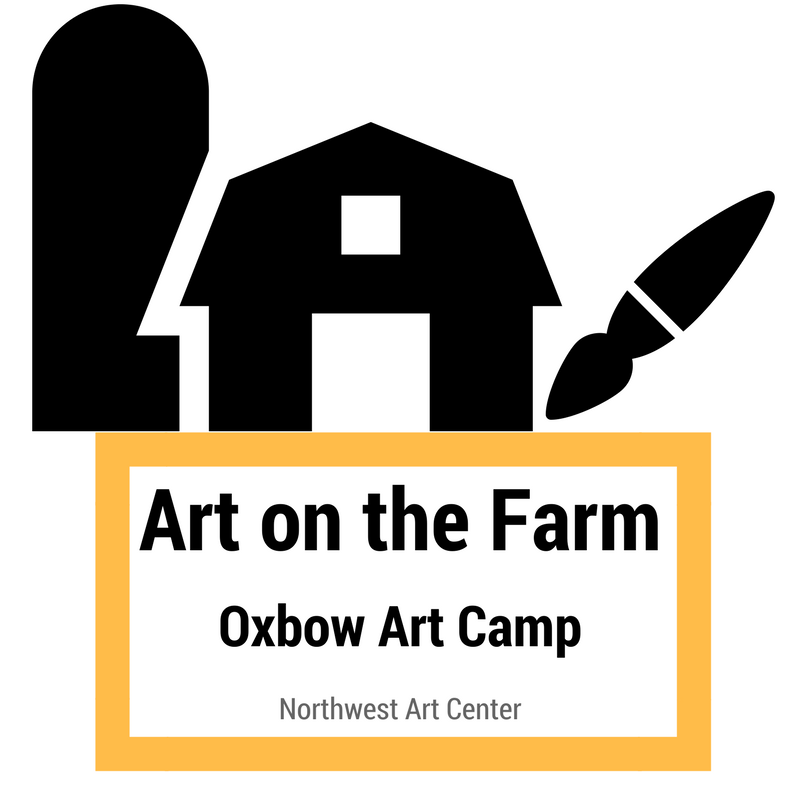 Enjoy a week of painting and art outside at Oxbow farm.
