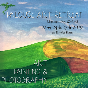 Palouse Art Retreat 2019
