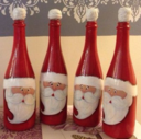 Santa Bottle