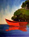 A4  Red Boat