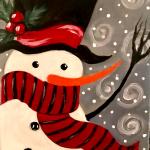 G9  Windy Snowman