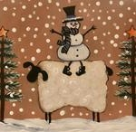 G7  Sheep and Snowman