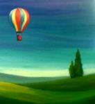 A5  Hot Air Balloon