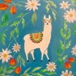 B23  Dolly, the Llama