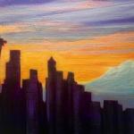A1  Seattle Skyline