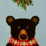 G13  Mistletoe Bear