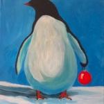 G3  Ornament Penguin