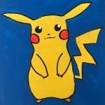 D4  Pikachu