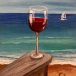 A2  Wine on the Beach