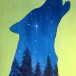 B19  Midnight Wolf