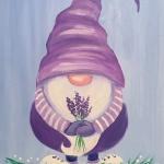 C2  Lavender Gnome