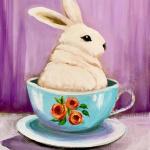 B29  Teacup Bunny