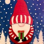 C6  Christmas Gnome