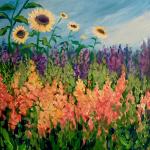 E20  Flower Field
