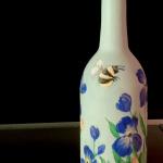 Bee and Iris Bottle