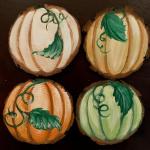 Pumpkin Wood Slices