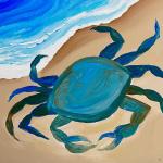 E35  Blue Crab