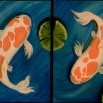 D5  Koi Fish