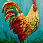 B42  Walter the Rooster