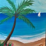 E31  Tropical Beach