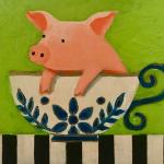 B38  Teacup Pig