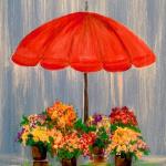 E28  Flower Stand